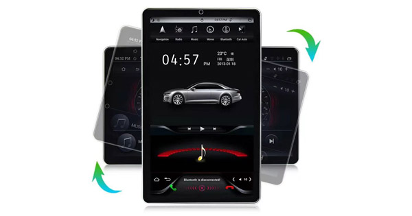 Tesla Type Android MP5 Player
