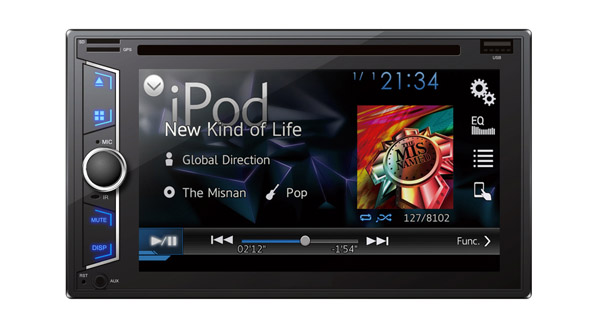 2 Din Universal Car Stereo