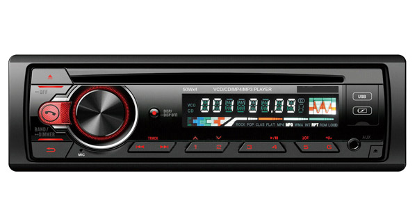 1 Din Universal Car Stereo